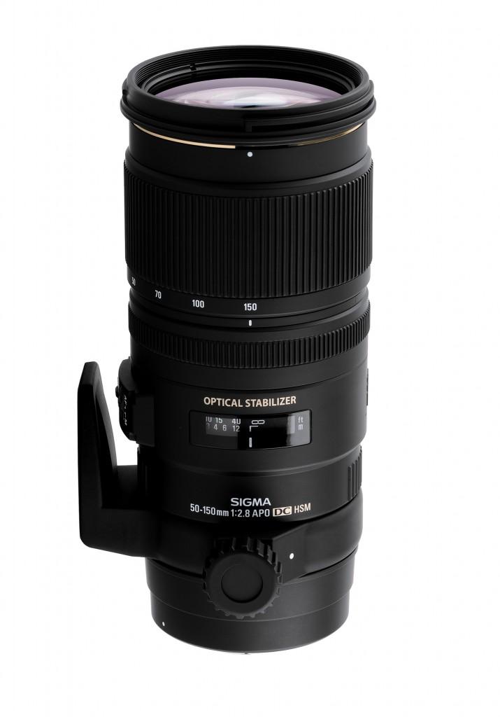 SIGMA APO 50-150mm F2.8 EX DC OS HSM
