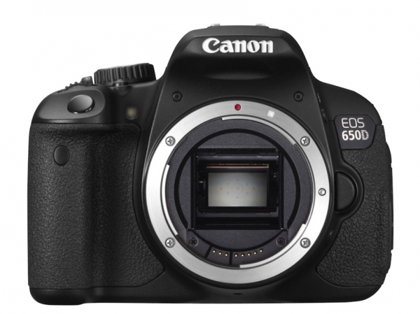 Canon EOS 650D