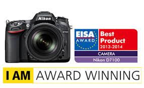 EISA 2013-2014: Nikon D7100