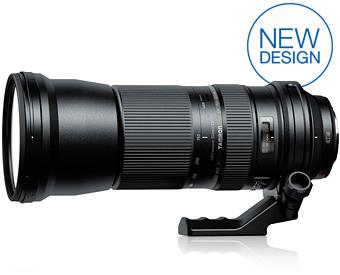 Tamron SP 150-600mm F/5-6.3 VC USD (Modèle A011)